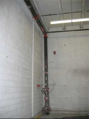 Typical Sections of Fire Sprinkler System